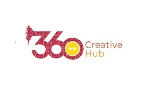Logo 360 Creative Hub